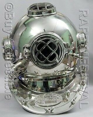 "Nautical 18"" Diving Divers Vintage Helmet Mark V Maritime Reproduct Gift Decor"