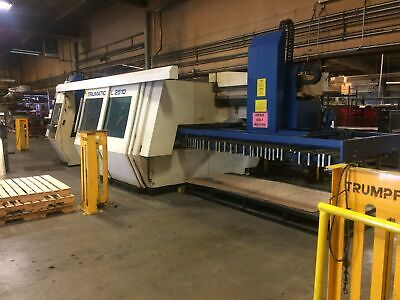 2005 Trumpf L2510 Automated Laser Cutting System  (#1727)
