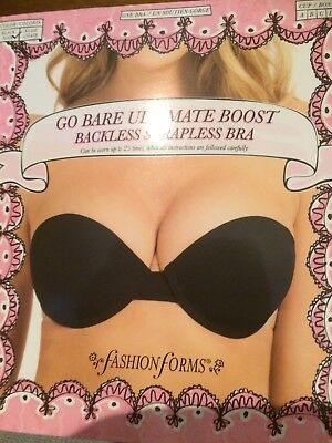 a5c4b1f315 FASHION FORMS AT ASOS Go Bare Ultimate Boost Backless Strapless Bra ...