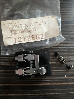 Ezgo E-z-go micro Limit Switch 12796G2