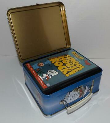 SCHOOL HOUSE ROCK Lunch Box CD Set - Limited Edition - School House