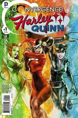 Convergence Harley Quinn 1 *June 2015, UK Seller*