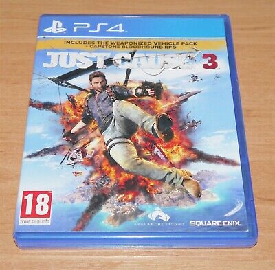 Just cause 3 Game for Sony PS4 Playstation 4