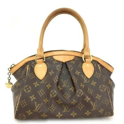 b7c8664ad1db 100% AUTHENTIC LOUIS Vuitton Monogram Tivoli PM Hand Bag  o102 - EUR ...