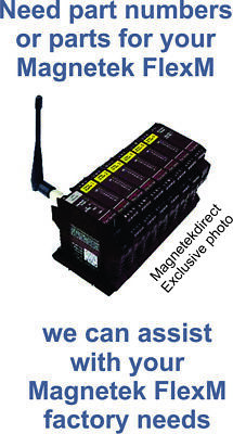 Magnetek FlexM - $5 Technical Assistance Magnetek Radio Remote dinrail modules
