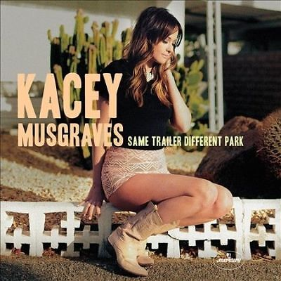 KACEY MUSGRAVES Same Trailer Different Park CD BRAND NEW