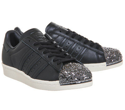 innovative design 4bf20 c3430 Adidas Originals Superstar 80s 3D Metal Trainer UK 9 BNIB