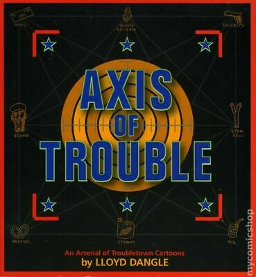 Axis Of Trouble TPB (Troubletown Book) #1-1ST 2003 NM Stock Image