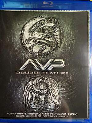 AVP/Alien Vs Predator Requiem Blu-Ray No DVD/Digital/Slip Like New Combine SHIP