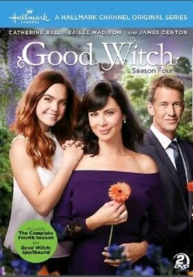 Good Witch Season 4 (2018 2-Disc Set DVD)  Brand New and Sealed Qld