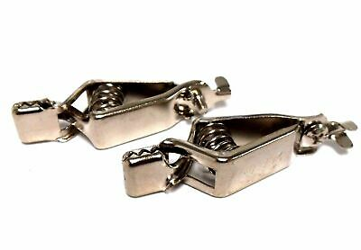 Federated 81062-3 Charging Clips 20 AMP Nickel Plated Code D
