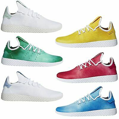 outlet store 48f6f fc322 Adidas Originali Pharrell Williams Hu Scarpe Sportive da Tennis UOMO