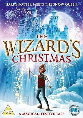 The Wizards Christmas REGION 2 UK DVD
