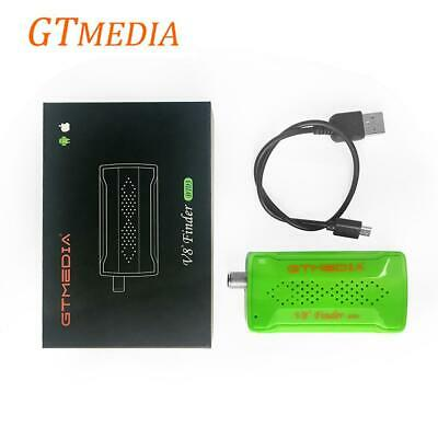 GTMEDIA V8 DVB Finder BOX Satellite Finder Bluetooth Control Digital Sat Finder