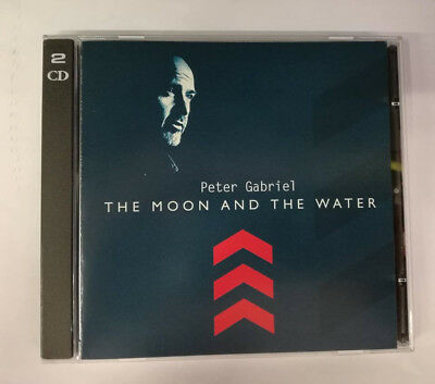 2 Cd Peter Gabriel The Moon And The Water Live Los Angeles 1999