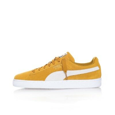 fa0711f6f28 Chaussures Homme Puma Suede Classic 365347.31 Jaune