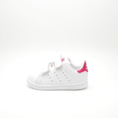 buy online 4d5cd 8368a Scarpe Bambino Adidas Stan Smith Cf I Bz0523