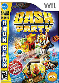 Boom Blox: Bash Party (Nintendo Wii, 2009) NEW