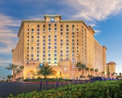 500,000 Points @ Wyndham Grand Desert Annual Timeshare For Sale