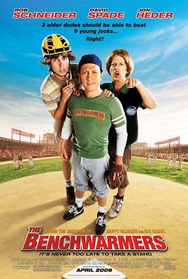 The Benchwarmers   $1.39 DVD   $4.00 Flat Rate Shipping