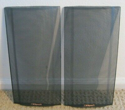 Klipsch KSB 2.1 Grill Set / Excellent Condition