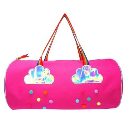 Raining Rainbows - Overnight Bag (Pink) Free Shipping!
