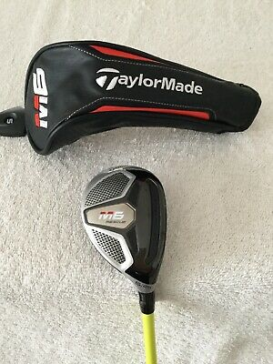Taylormade M6 Rescue 5 25 UST ProForce V2 85 F3 Hybrid Graphite Regular, New