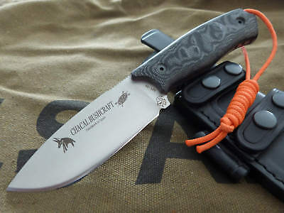 Cuchillo JV CDA CHACAL BUSHCRAFT coltello, knife, messer, couteau
