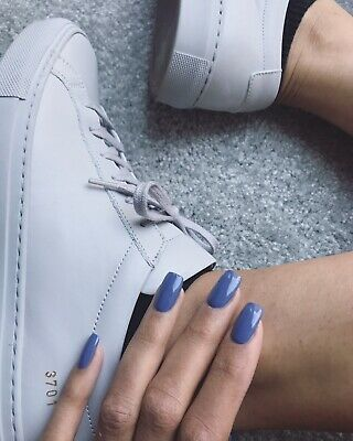 9a6a64eb17 WOMAN BY COMMON Projects Achilles low grey 8 38 low top sneaker shoe ...