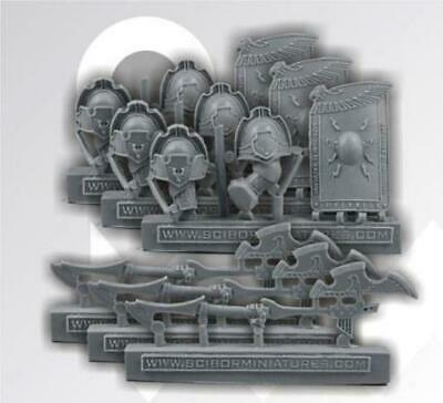 Scibor Mini Kit 28mm Sci-Fi Roman Weapon Set Pack MINT