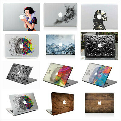 Laptop Cover Sticker Decal For Apple MacBook Air Pro Retina 11 12 13 15 Lot
