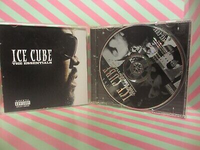 ICE CUBE The Essentials CD