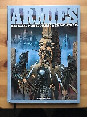 Armies Hardcover By Humanoids. Out of print
