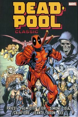 Deadpool and The Mercs for Money Marvel 1st Series #3A 2016 NM Stock Image