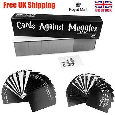 UK Huge Sealed Cards Against Muggles 1440 Cards Harry Potter Limited Edition New