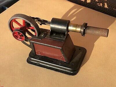 rare Vintage hot air / steam engine  bing / ernest plank carette flame gulper ?