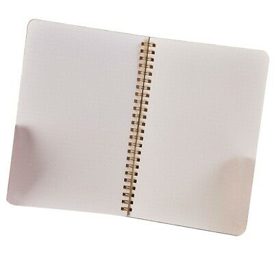 Hot Selling A5 Bullet Dot Grid Journal Notebook Hardcover Medium White New