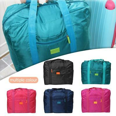 Portable Waterproof Nylon Folding Travel Storage Bag Clothes Sorting Organizer