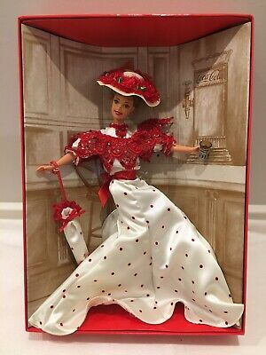 Coca Cola Soda Fountain Sweetheart Barbie Doll. First In Series. Nrfb.