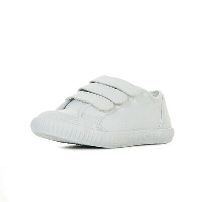 5a735fa8a8b7c Chaussures Baskets Le Coq Sportif unisexe Nationale PS optical white taille