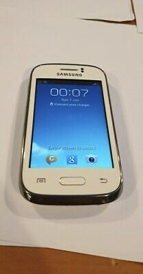 Samsung Galaxy Young GT-S6310 - 2GB - White (Unlocked) Smartphone. 0066