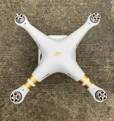 DJI Phantom 3 Professional Quadcopter Drone Body Not Activated