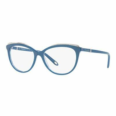 0a058aa632 Eyeglasses TF 2147-B 8055 52-16 Black on Blue Frames with Crystals.  219.99  Buy It Now 9d 23h. See Details. Authentic Tiffany   Co.