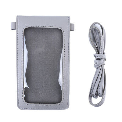 Women Wallet Cross-body Bag Leather Purse Coin Cell Phone Mini Pouch Case 8C