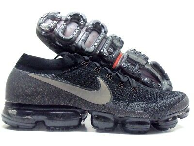 buy popular f540e 3726f Nike Nikelab Air Vapormax Flyknit Black dark Mushroom Size Men s 15  899473- 010