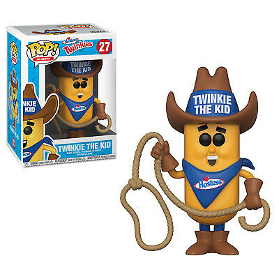 Funko Pop! Ad Icons: Hostess - Twinkie The Kid Vinyl Figure