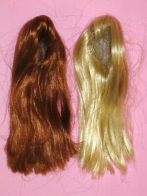 Tonner - LOT of 2 Fashion Doll WIGS - Size 5-6 Tyler & Friends Antoinette Cami