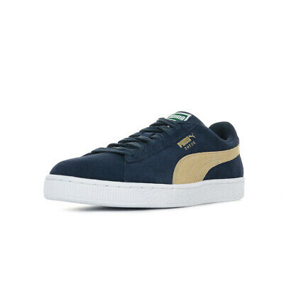 Chaussures Puma Suede Bleue Bleu Homme Baskets Classic Marine Taille 8nwmNv0