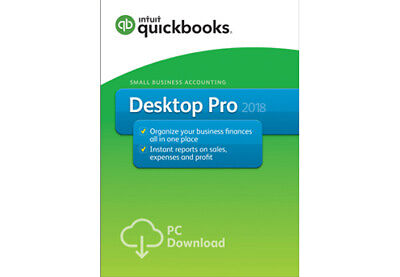 Additional user of QuickBooks Pro 2018 - requires existing license