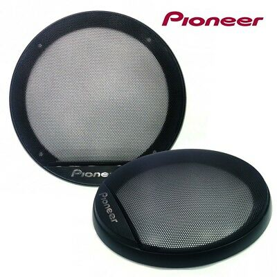 Pioneer 4 Inch 10cm 100mm Car Speaker Grill Grilles Plates Covers Pair
